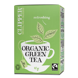 Clipper Organic Tea - Green - 20's