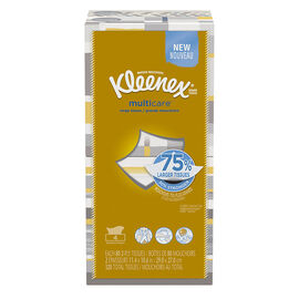 Kleenex Multi-Care Tissues - 4 x 80's