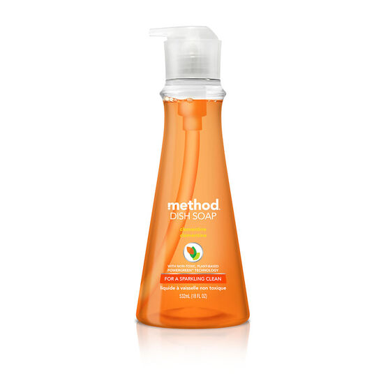 Method Dish Soap - Clementine - 532ml