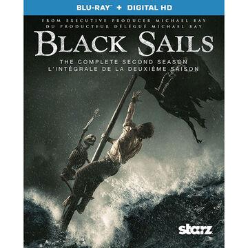 Black Sails: The Complete Second Season - BD