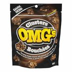 OMG's Dark Chocolatey Graham Clusters - 135g