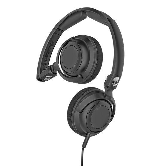 Skullcandy Lowrider Headphones With Mic - Black - S5LWGY343