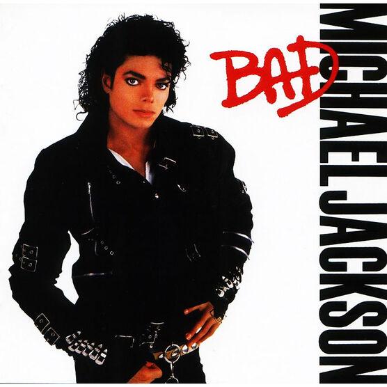 Jackson, Michael - Bad - Vinyl
