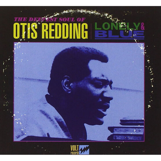 Otis Redding - Lonely and Blue: The Deepest Soul of Otis Redding - CD