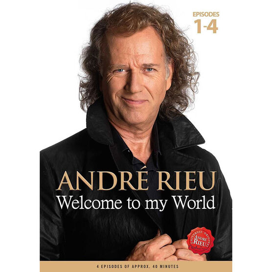 Andre Rieu - Welcome To My World - DVD