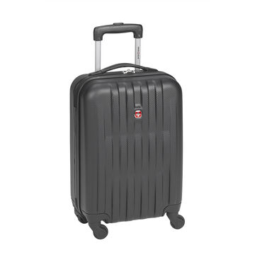"""Swiss Gear Entremont Collection Hardside Carry-On - 20"""" - Black"""