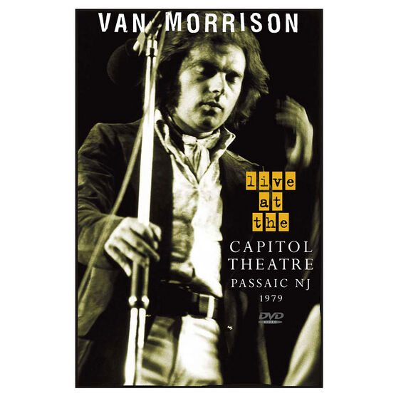 Van Morrison: 1979 Live At The Capitol Theater - DVD