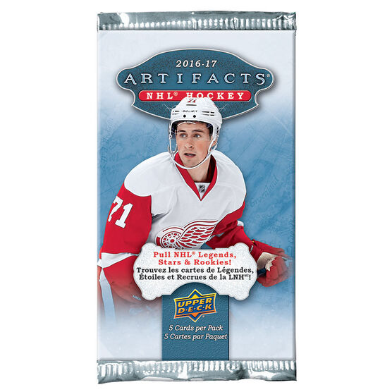 NHL 2016/2017 Artifacts Booster