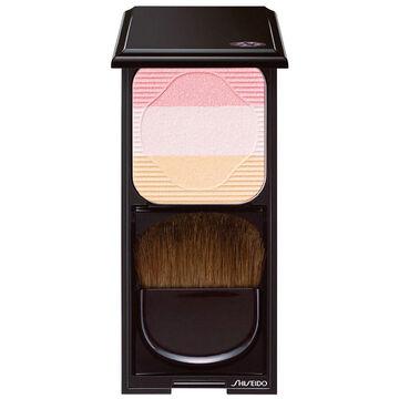 Shiseido Face Color Enhancing Trio - Lychee