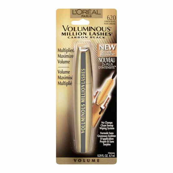 L'Oreal Voluminous Million Lashes - Carbon Black