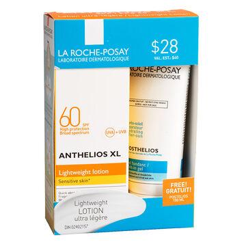 La Roche-Posay Anthelios XL Kit - SPF 60 - 2 piece