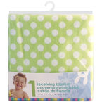 Honey Bunny Receiving Blanket - Assorted Colours
