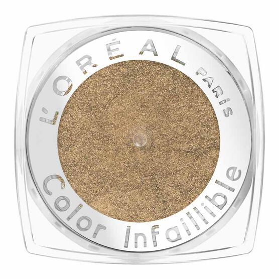 L'Oreal La Couleur Infallible Eyeshadow - Bronze Divine
