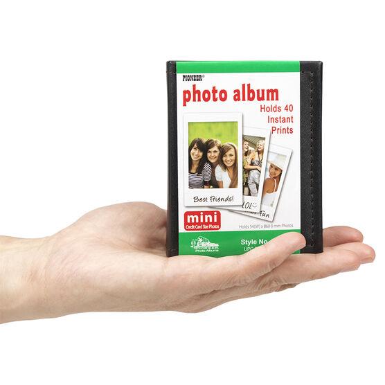 Pioneer 1-UP Mini Instant Album - Assorted Colours - ISO40