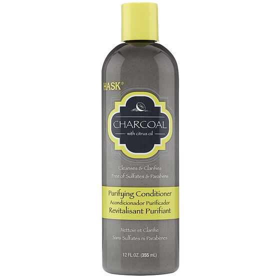 Hask Charcoal Purifying Conditioner - 355ml