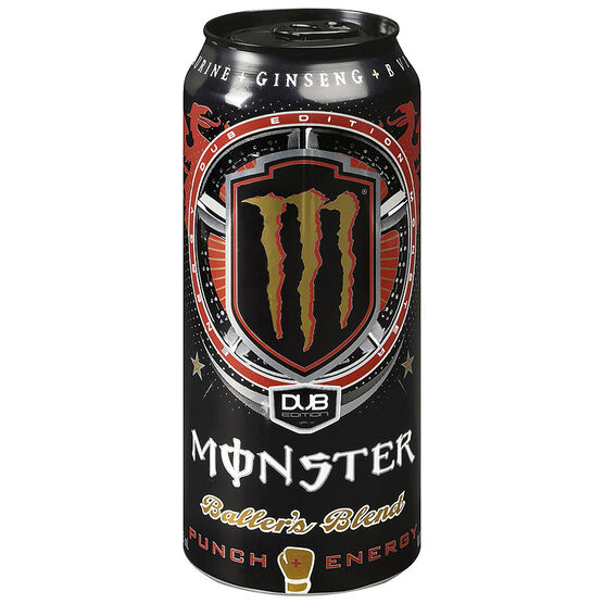 Monster Energy Drink Baller's Blend - 473ml