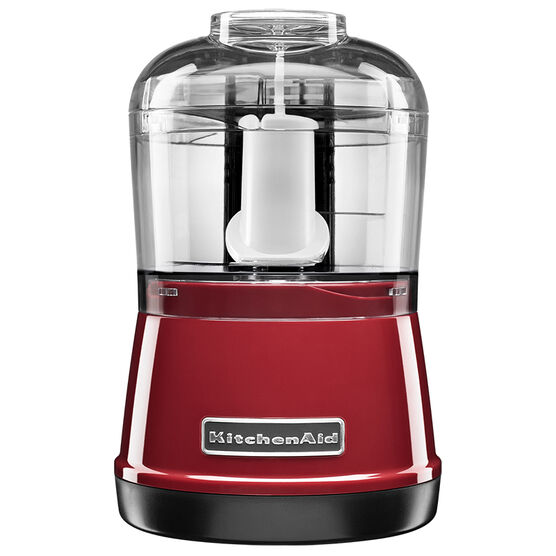 KitchenAid 3.5 cup Food Chopper - Empire Red - KFC3511BY