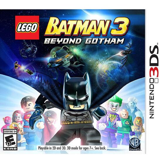 3DS Lego: Batman 3 - Beyond Gotham