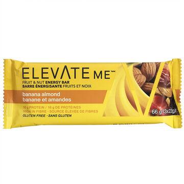 Elevate Me Bar - Banana Almond - 66g