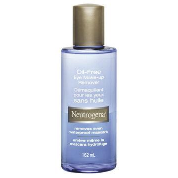 Neutrogena Oil-Free Eye Makeup Remover - 162ml