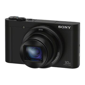 Sony Cyber-shot WX500 - Black - DSCWX500B