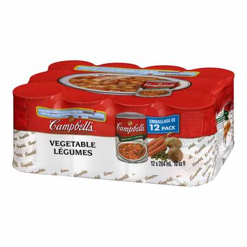 Campbell's Soup - Vegetable - 12 x 284ml