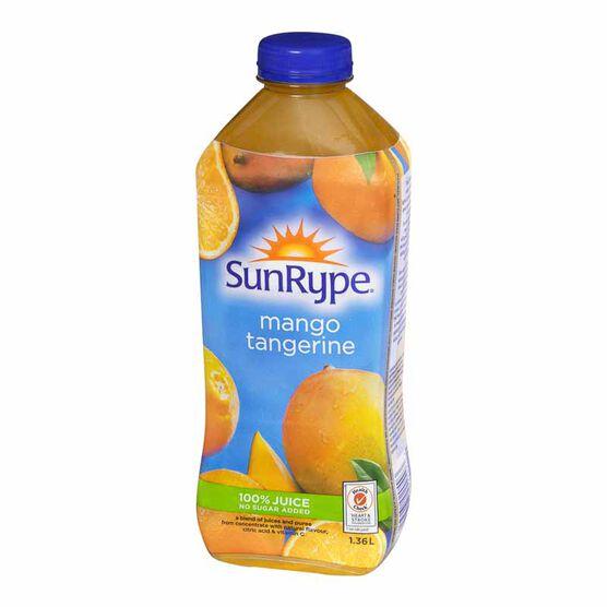 Sun-Rype Juice - Mango Tangerine - 1.36L