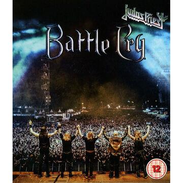 Judas Priest - Battle Cry - Blu-ray