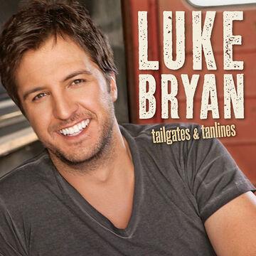 Luke Bryan - Tailgates & Tanlines - CD