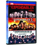 The Expendables Triple Feature - DVD