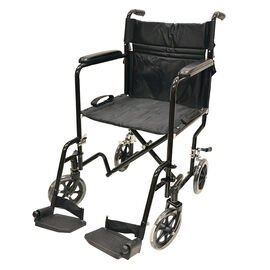 BIOS Transport Chair - 8inch Wheels