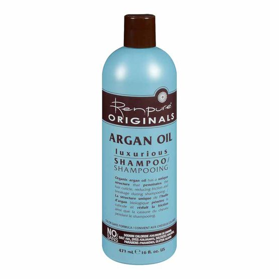 Renpure Argan Oil Shampoo - 473ml