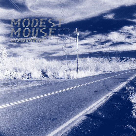 Modest Mouse - This is a Long Drive for Someone with Nothing to Think About - Vinyl