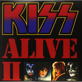 Kiss - Alive II (Remastered) - 180g Vinyl