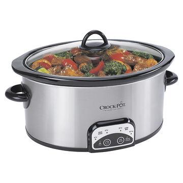 Crock Pot Programmable Slow Cooker - 4 quart - SCCPVP400S-033