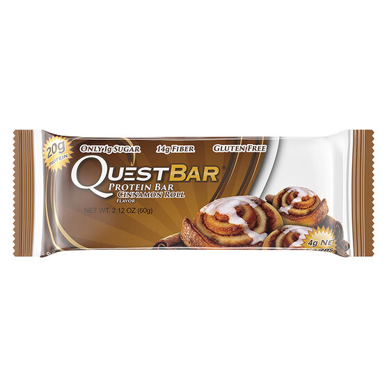 Quest Protein Bar - Cinnamon Roll - 60g