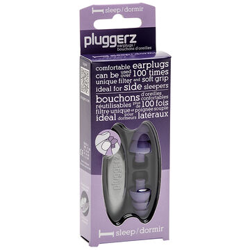 Pluggerz Ear Plugs with Case - Sleep