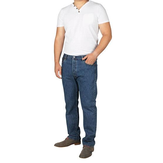 Levi's Men's Jeans - Stonewash - Assorted