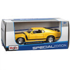 Maisto 1970 Ford Mustang - Yellow