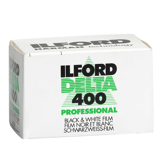 Ilford Delta Professional 400 Black & White 135-24