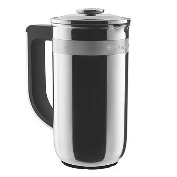 KitchenAid Press Coffee Maker - Stainless - KCM0512SS