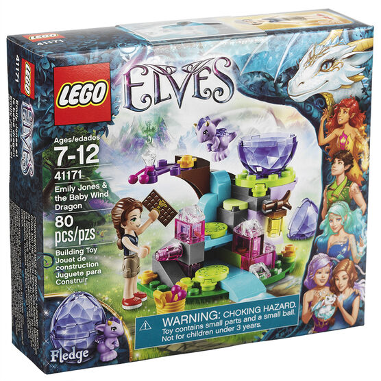 Lego Elves - Emily Jones & the Baby Wind Dragon