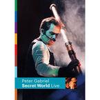 Peter Gabriel: Secret World - Live - DVD
