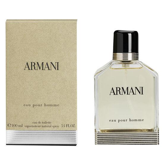 Armani Eau Pour Homme Eau de Toilette Spray - 100ml