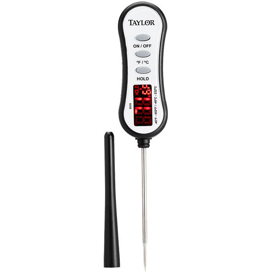 Taylor LED Digital Thermometer - 9835LD