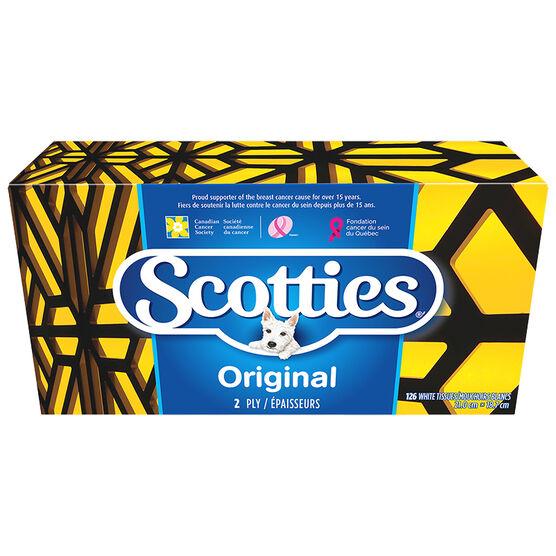 Scotties Original Facial Tissue - 126's