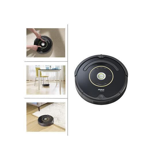 irobot roomba 650 vacuum r650020 london drugs. Black Bedroom Furniture Sets. Home Design Ideas