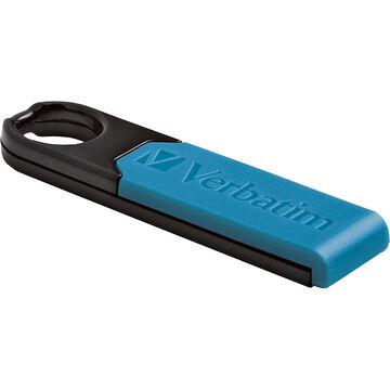 Verbatim Micro 8GB USB - Blue - 97759