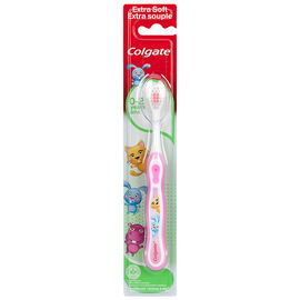 Colgate My First Toothbrush - Assorted - Baby Soft