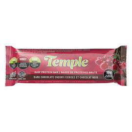 Temple Raw Protein Bar - Dark Chocolate Cherry - 70g